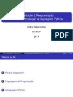 Aula 2 - Introdução a Linguagem Python
