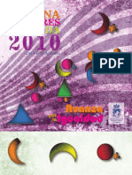 Programacion 8 de Marzo 2010 Coslada
