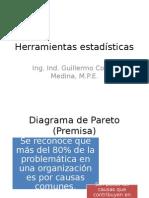 Sesión 4 - Diagrama de Pareto e Ishikawa