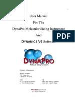 DynaPro Manual V6