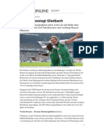 Fussball Bundesliga Bayern Bayer