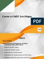 Curso Proceso electoral Ordinario 2011-2012 CAES 1a etapa papel[1].pptx