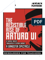 Arturo Ui - Resources for Teachers