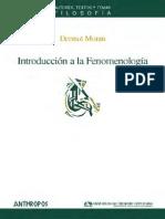 Dermot Moran Introducción a La Fenomenología-2