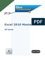 Excel Master 2010 -40 Horas