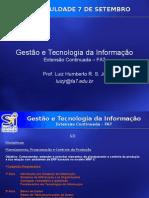 Planejamento Programação e Controle Da Produo - ERP - Aula 02