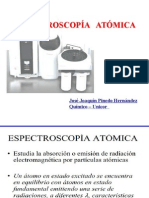 Absorcion Atomica Clase Analitica II Roberth Paternina