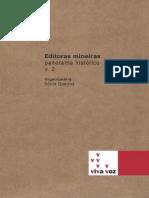 Editoras mineiras