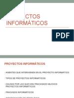 Clase 2 Proyectos Informaticos