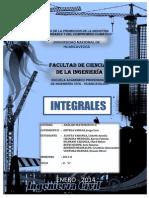 Integrales Trigonometricos y Metodo h