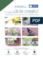 Brosura Primul Centru Gifted Education pentru copii cu abilitati inalte