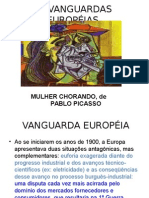 As Vanguardas Europeias 1