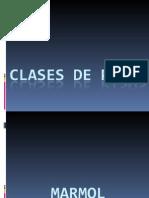 CLASES DE PISOS