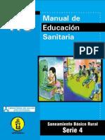 EDUCACION SANITARIA