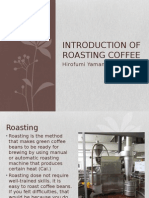 Roasting for Coffee