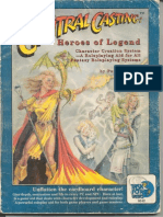 Task Force Games - Central Casting - Heroes of Legend