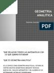 GEOMETRIA PRESENTACION