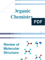 Chapter 1- CHM 261 organic chemistry