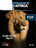 Brandfinance South Africa Top 50 2013