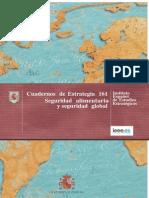 Seguridad Alimentaria y Seguridad Global - Cuadernos de Estudio 161