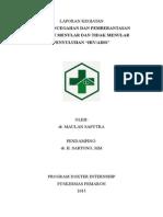 laporan penyuluhan hiv/aids