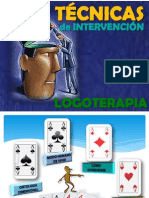 logoterapia  tecnicas  intervencion