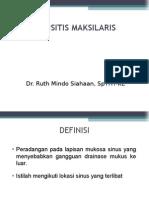 Sinusitis 23062012