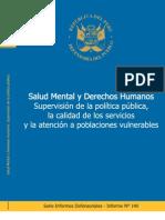 informe Defensorial 140