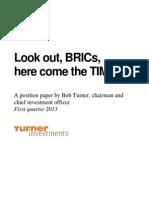 Brics and Timps_1q13