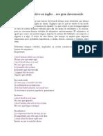 El Modo Subjuntivo en Inglés