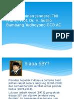 Kepemimpinan Jenderal TNI (Purn