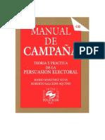 Manual De Campaña INEP