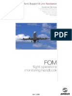 Flight Operations Monitoring Handbook