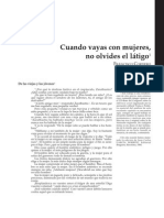 Dialnet-CuandoVayasConMujeresNoOlvidesElLatigo-1079028