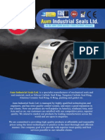 Aum Industrial Seals Limited Gujarat India