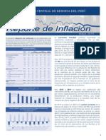 Reporte de Inflacion Mayo 2015 Sintesis