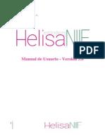 Manual de Usuario Helisa NIIF Version 3.0