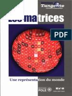 Les Matrices_ Une Representation Du Monde