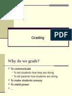 Assessment Grading