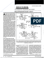A Catalog of Practical Circuits