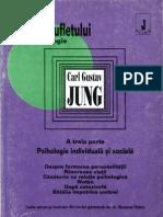 Jung Puterea Sufletului 3 Psihologie Individuala Si Sociala Ed