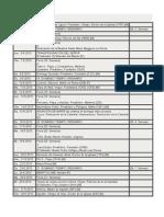 Calendario Litúrgico 2015