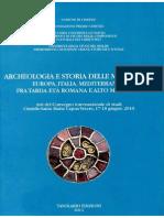 Moneta e forme di tesaurizzazione dei Longobardi e delle popolazioni romanze in Italia nel VI secolo / Ermanno A. Arslan