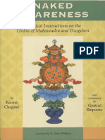 Wallace, B. Alan. Gyatrul Rinpoche. Karma Chagme. Naked Awareness, Practical Instructions on the Union of Mahamudra and Dzogchen.pdf