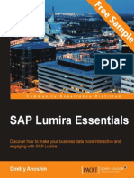 SAP Lumira Essentials - Sample Chapter