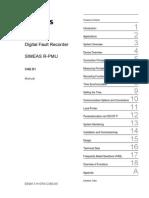 Simeas R-pmu e50417-h1076-c360-A5 en Simeas r Pmu v40.1 Manual