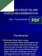 5. Pedoman Hidup Islami Pribadi