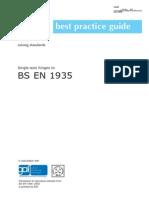 BS en 1935 Guide
