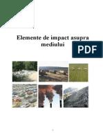 Elemente de impact asupra mediului.doc