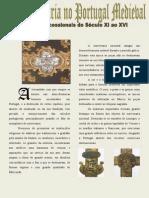 A Ourivesaria No Portugal Medieval
